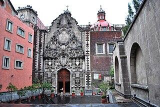 Church of San Francisco, Madero Street, Mexico City Place of worship at Madero Street, Mexico City