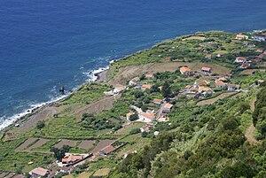 São Jorge Island - Fajã de São João