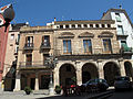Falset (1), plaça de la Quartera, Ajuntament.jpg