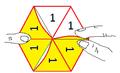 Falten eines Trihexaflexagons.png