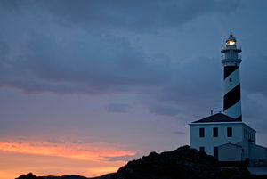 Favàritx Lighthouse - Favàritx  Lighthouse