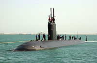 Fast attack submarine USS Annapolis (SSN 760).jpg