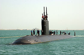 Image illustrative de l'article USS Annapolis (SSN-760)