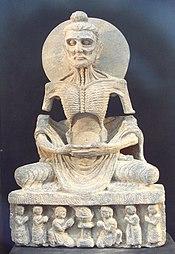Budizam - Page 5 175px-FastingBuddhaParis
