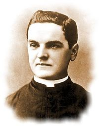 Knights of Columbus founder Father Michael J. McGivney