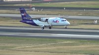 File:FedEx ATR 42 (N908FX) CFS673 Landing Portland Airport (PDX).ogv
