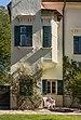 Feistritz im Rosental Weizelsdorf 1 Schloss Ebenau NW-Turm mit Erker 30092018 4811.jpg