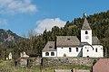 Feldkirchen Sankt Ulrich Pfarrkirche hl Ulrich Sued-Ansicht 11042016 2992.jpg