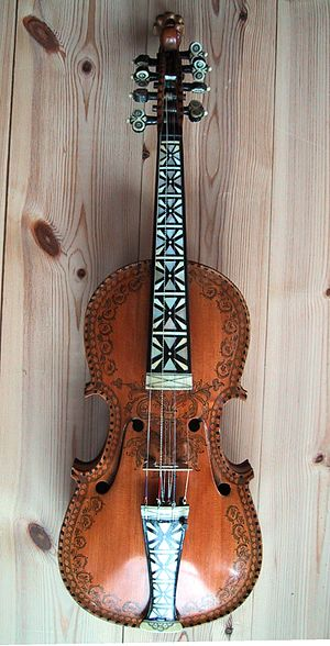 Music of Norway - Traditional Norwegian Hardanger fiddle.