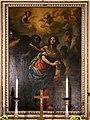Felice Ficherelli, martirio di santa lucia, 1645-50 ca.jpg