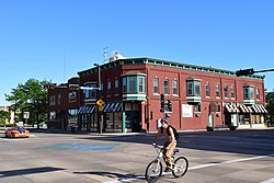 Felix DuChateau Saloon, Broadway-Dousman Historic District, Green Bay, WI.jpg