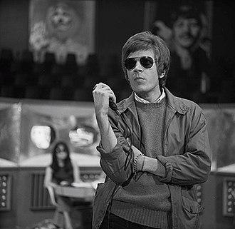 Scott Walker (singer) - Walker on Dutch TV, 1968