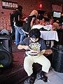 Ferbos Nickle A Dance Saints Eating.JPG