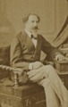 Ferdinand Auguste de Saxe Cobourg Gotha, Roi consort de Portugal.png