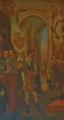 Fernão Teles de Meneses enquanto Alferes-mor na Aclamação de D. João IV - José da Cunha Taborda, 1823 (Palácio Nacional da Ajuda).png