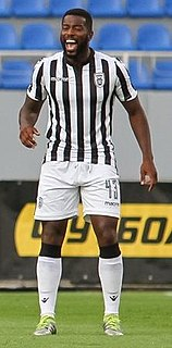 Fernando Varela (Cape Verdean footballer) Cape Verdean association football player