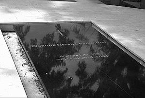 Enrique Fernando - Chief Justice Fernando is interred at the Libingan ng mga Bayani.