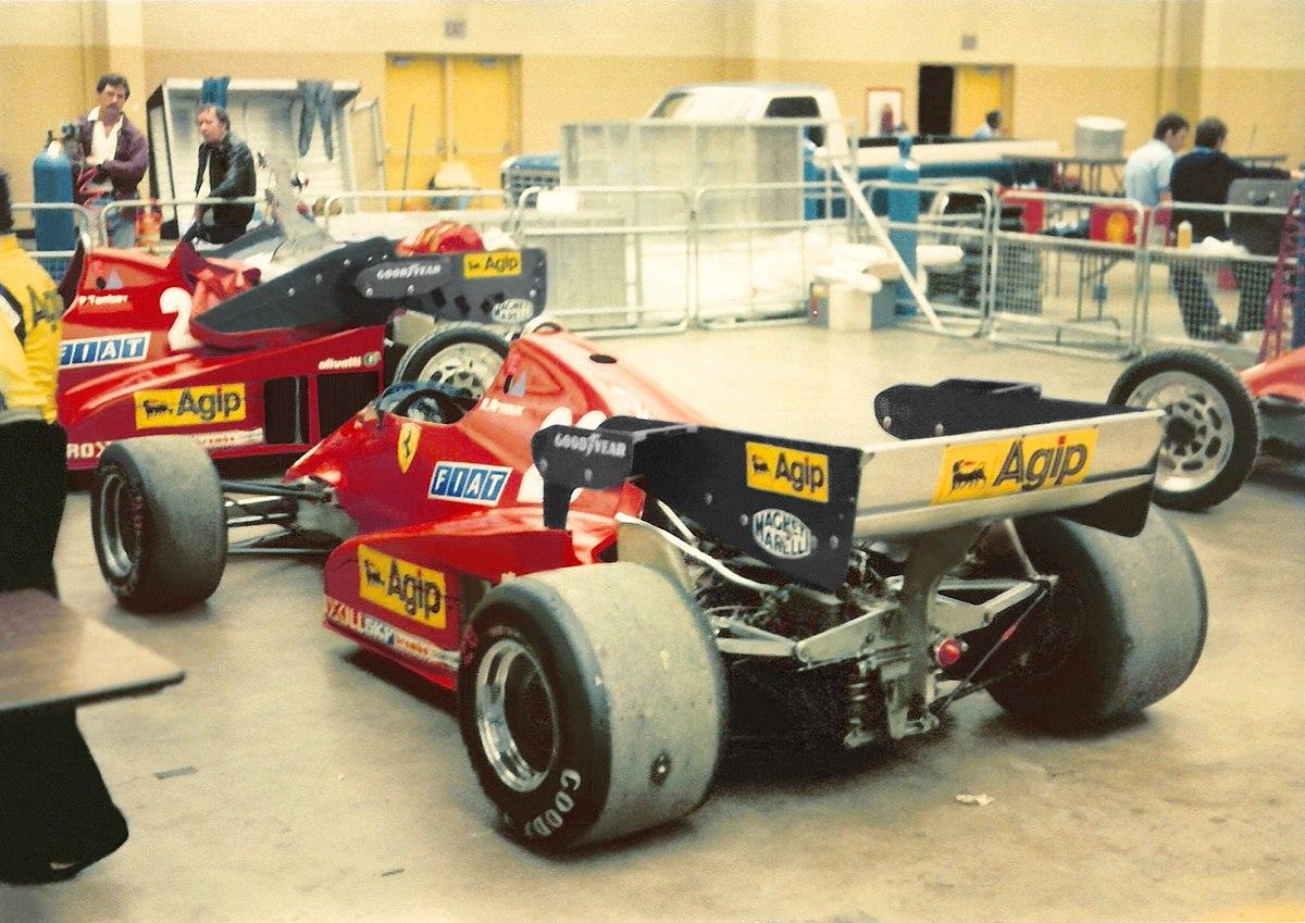 Ferrari 126c2 Wikipedia