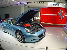 Ferrari California Wikipedia