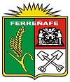 Official seal of Ferreñafe