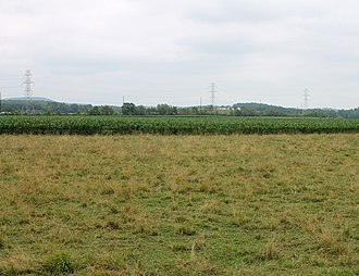 Madison Township, Columbia County, Pennsylvania - Field in Madison Township