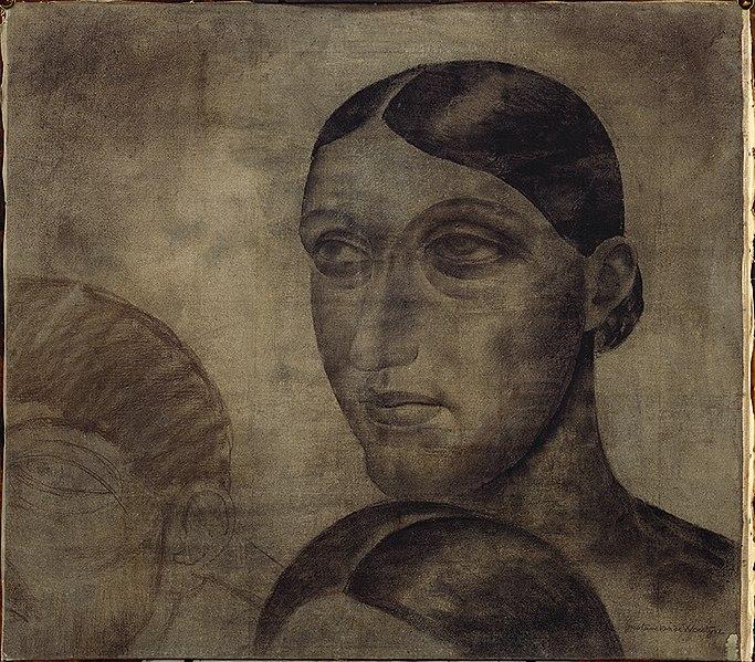 File:Figuur van een Laatste Avondmaal, Gustave van de Woestyne, 1926, Groeningemuseum, 0040236000.jpg