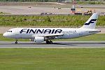 Finnair, OH-LXD, Airbus A320-214 (16270585757) (2).jpg