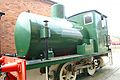 Fireless Steam Locomotive National Waterways Museum, Gloucester.jpg