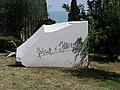 Firma di Gabriele d'Annunzio al Vittoriale - panoramio.jpg