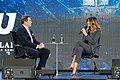 First Lady Melania Trump at Liberty University (46115480842).jpg