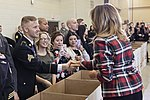 First Lady Melania Trump at a Toys for Tots Christmas Event (32417628448).jpg