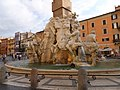 Fiumi Fountain 四河噴泉 - panoramio (1).jpg