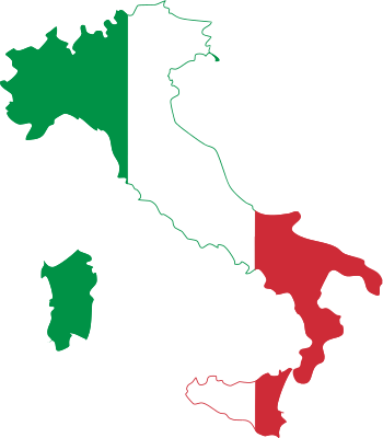 Flag map of Italy.svg