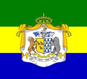 Mandi, Himachal Pradesh - Flag of Princely State of Mandi