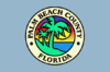 Flag of Palm Beach County