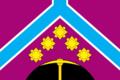 Flag of Prirechensky (Krasnoyarsk krai).png