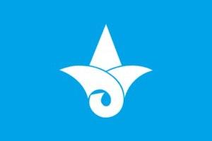 Yamada, Iwate - Image: Flag of Yamada Iwate