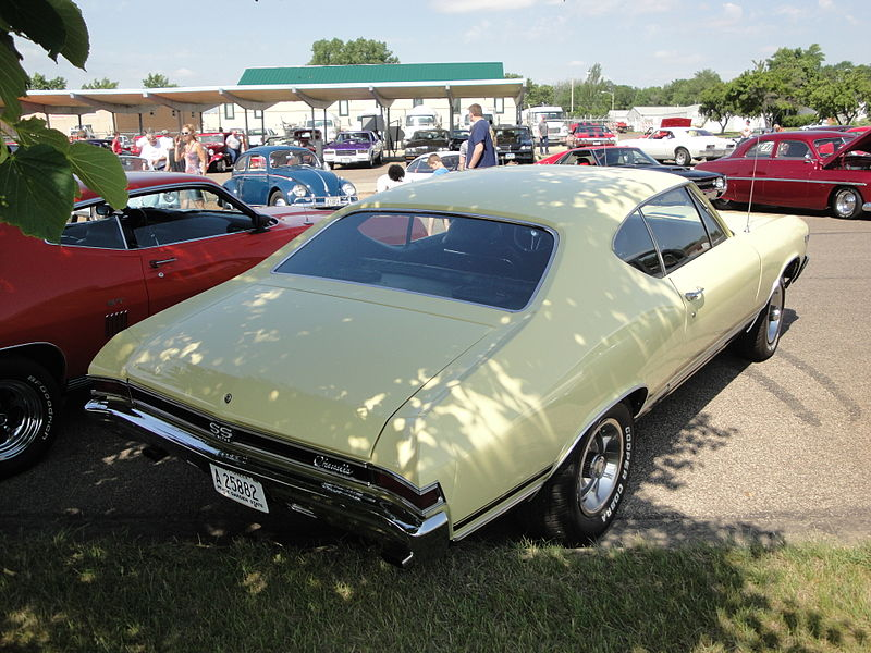 File:Flickr - DVS1mn - 68 Chevrolet Chevelle (2).jpg