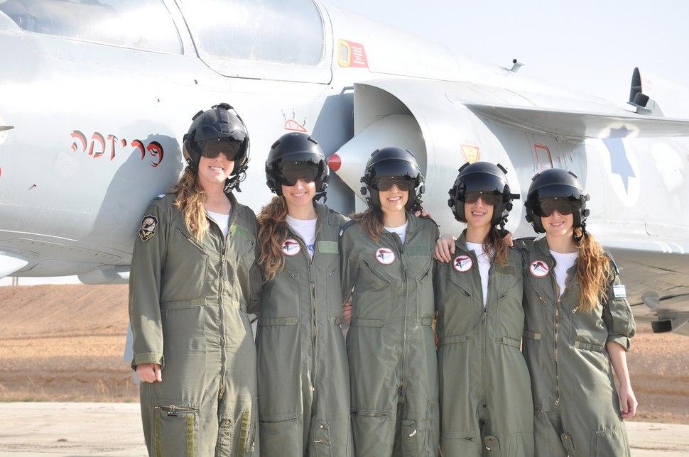 Flickr - Israel Defense Forces - 163rd IAF Flight Course Graduates (1)