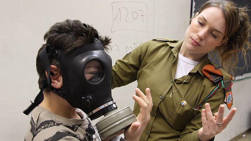 File:Flickr - Israel Defense Forces - The Work of an IDF Emergency Instructor (1).jpg