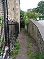 Footpath - Towngate - geograph.org.uk - 1898962.jpg