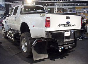 F650 Pickups - Image: Ford F 650 Super Duty Heck