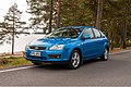Ford Focus II 1.6 Ghia 4d A (NGL-850) in Haukilahti, Espoo (September 2019, 3).jpg