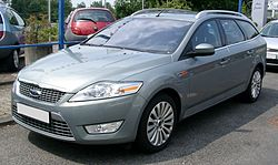 2007 Ford Mondeo MK III Turnier