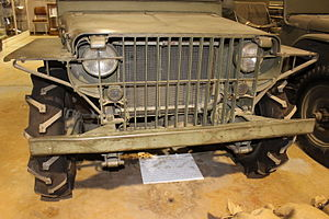 Ford Pygmy - Image: Ford Pygmy Grill