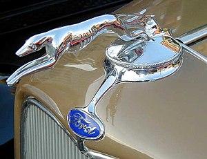 Hood ornament - Ford Model 48