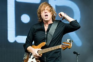 Jeff Pilson - Pilson performing at Wacken Open Air 2016