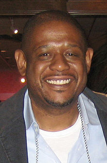 Forest Whitaker, March 2007