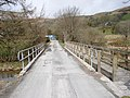 Forestry road bridge over Afon Tarrenig - geograph.org.uk - 750929.jpg