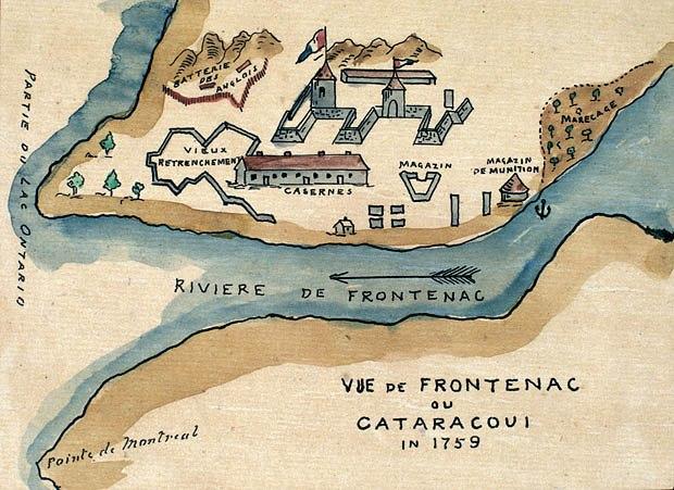 Fort Frontenac 1759